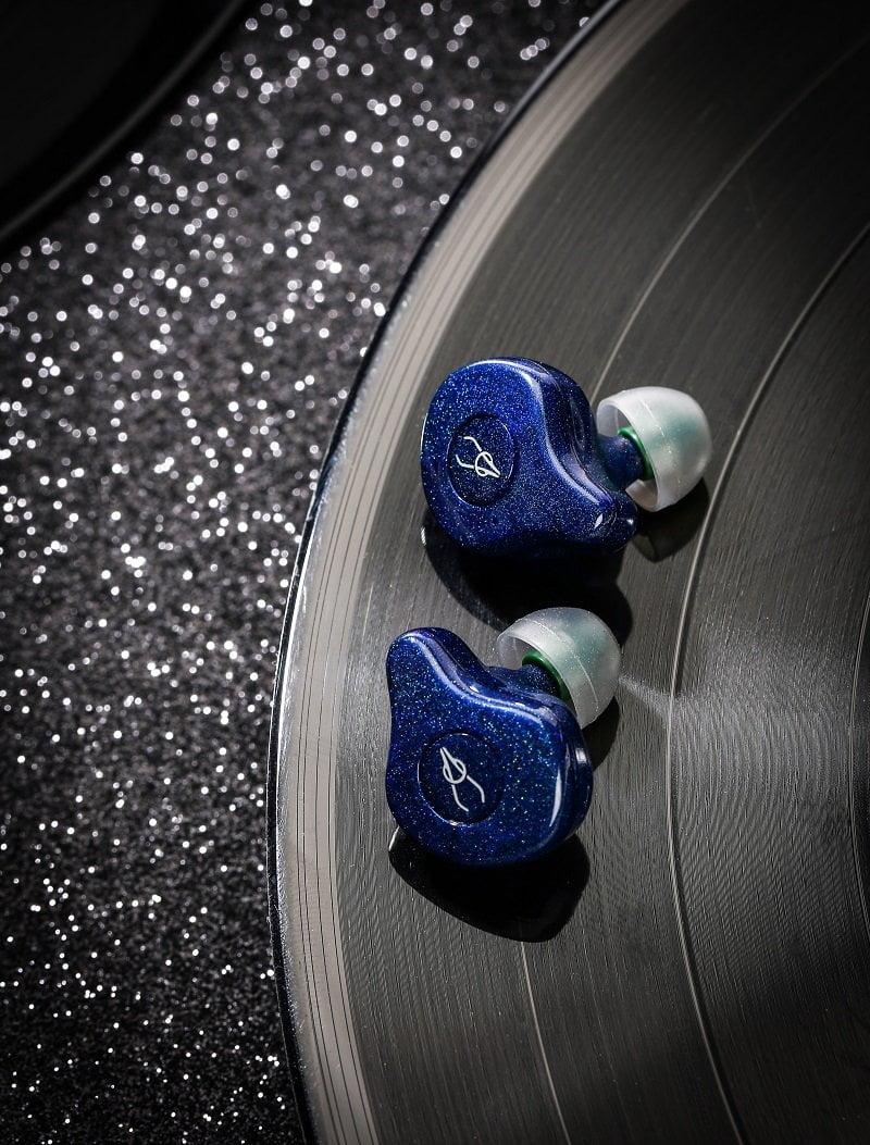Sabbat E12 Ultra Galaxy Blue Bluetooth Earphones