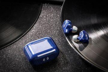 Sabbat E12 Ultra Galaxy Blue Bluetooth Earphones 4