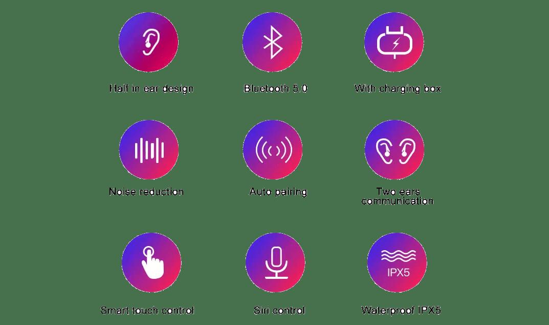 sabbat x12 pro best wireless earbuds 20
