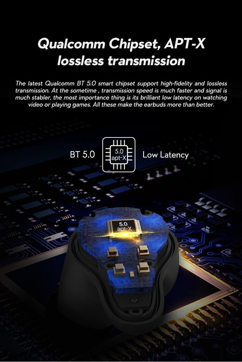 MIFO O7 Wireless Earbuds Ireland