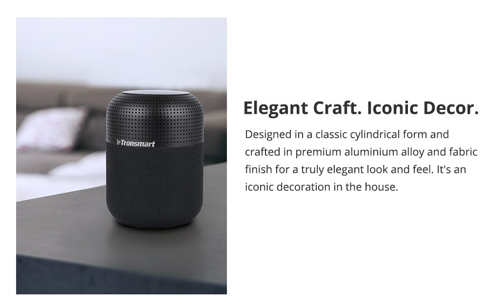 bluetooth speaker tronsmart t6 max review 5