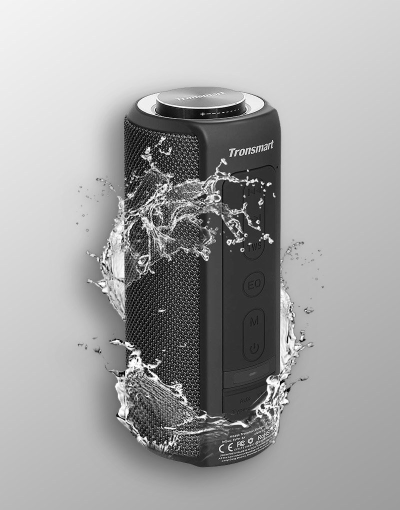 bluetooth speaker tronsmart t6 plus upgraded 3