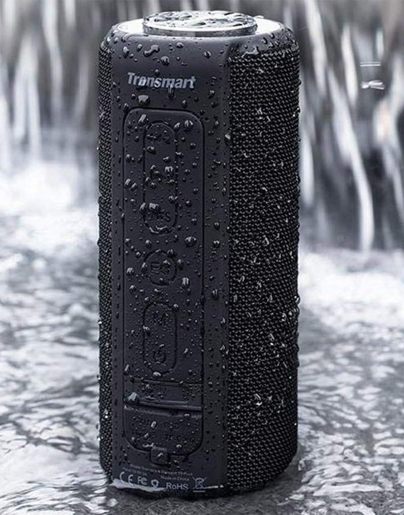 bluetooth speaker tronsmart t6 plus upgraded 4
