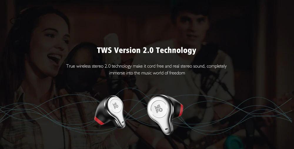 mifo o2 wireless bluetooth earbuds 6