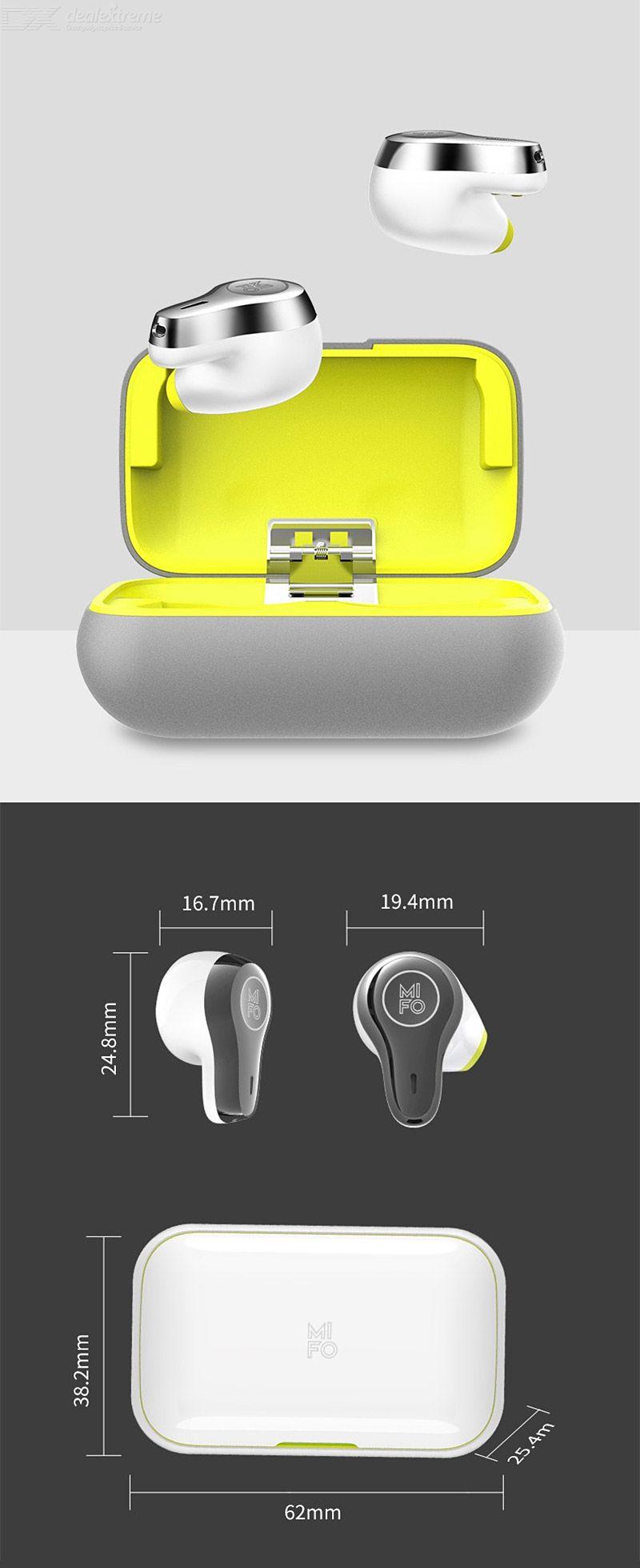 mifo wireless earbuds